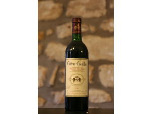 Château Coquillas - Chateau Coquillas - 1986 - Rouge