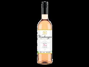 Rosé - Sans alcool - Vendanges Mademoiselle - Non millésimé - Rosé