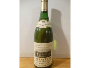 Clos Saint-jacques - Domaine Gigou - 1986 - Blanc