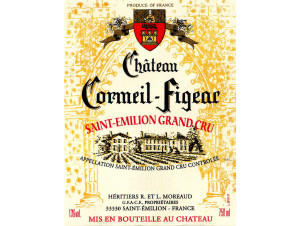 Château Cormeil-Figeac - Château Cormeil-Figeac - 2012 - Rouge