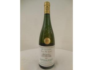 Cuvée Les Vaults - DOMAINE DU CLOSEL - 1997 - Blanc