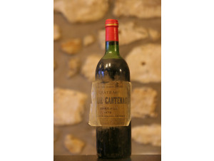 Château Brane Cantenac - Château Brane Cantenac - 1979 - Rouge