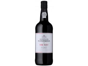 Quinta Da Romaneira Fine Ruby - QUINTA DA ROMANEIRA - Non millésimé - Rouge