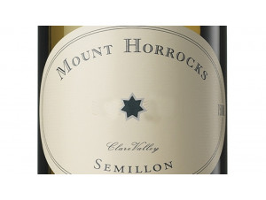 Semillon - MOUNT HORROCKS - 2017 - Blanc
