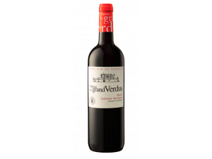 Château Le Grand Verdus - Château le Grand Verdus - 2018 - Rouge