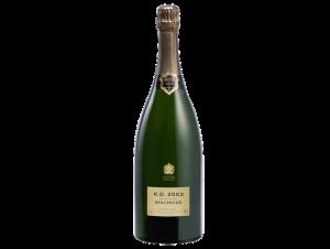 R.D. 2002 - Champagne Bollinger - 2002 - Effervescent