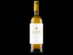 Rioja Blanco - Viura, Malvasia - IZADI - 2017 - Blanc