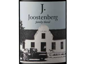 Family blend red - Joostenberg - 2015 - Rouge