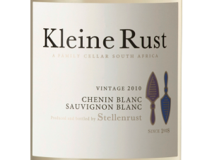 Kleine rust – Cellar Selection White - Stellenrust - 2017 - Blanc