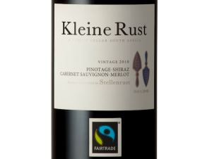 Kleine rust – Cellar Selection Red - Stellenrust - 2016 - Rouge