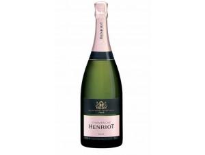 Rosé Brut - Champagne Henriot - Non millésimé - Effervescent