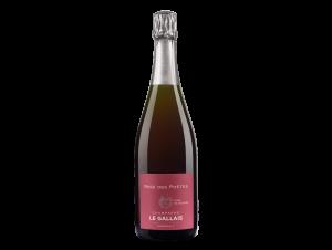 Rosé des poètes - Champagne Le Gallais - Non millésimé - Effervescent