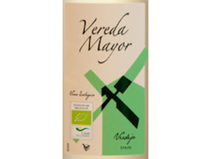 Verdejo - Vereda Mayor - 2016 - Blanc