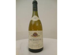 Bourgogne Chardonnay - Domaine Andre Montessuy - 1997 - Blanc