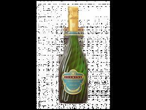 Champagne Tsarine Demi-sec - Champagne Tsarine - Non millésimé - Blanc
