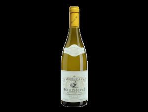 Pouilly Fuissé - Domaine Ferraud l'Entreroches' - P. Ferraud & Fils - 2018 - Blanc