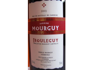 Domaine Mourguy - DOMAINE MOURGUY - 2014 - Rouge