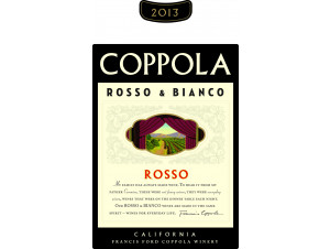 Rosso classic - assemblage rouge - FRANCIS FORD COPPOLA WINERY - 2016 - Rouge