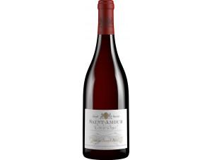 SAINT-AMOUR COTE DE BESSET - Domaine Joseph Burrier - 2011 - Rouge