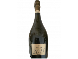 Extra Brut - Champagne Cuillier - 2011 - Effervescent