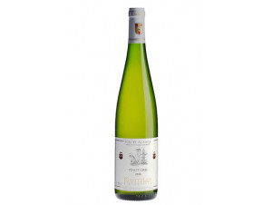 Pinot Gris - André Kientzler Earl - 2012 - Blanc