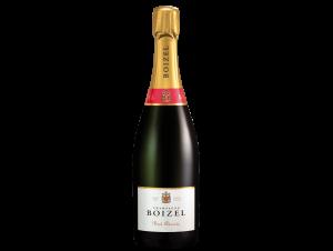 Brut Réserve - Champagne BOIZEL - Non millésimé - Effervescent
