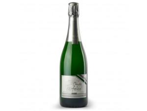Brut Blanc de Blancs - Champagne Claude Farfelan - Non millésimé - Effervescent