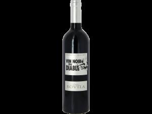 Vin Noir Du Diable - Château Bovila - 2015 - Rouge