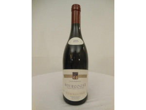 Bourgogne - Domaine Coquard Loison Fleurot - 2015 - Rouge
