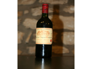 Chateau Grand Monteil - Chateau Grand Monteil - 1989 - Rouge