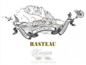 Rasteau - Xavier Vins - 2013 - Rouge