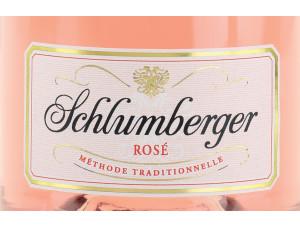 Rosé Brut Classique - Schlumberger - Non millésimé - Effervescent