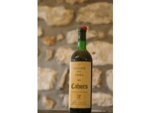 Cellier Des Tines - Cellier des Tines - 1985 - Rouge