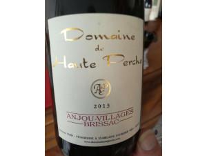 Anjou Villages Brissac - Domaine de Haute Perche - 2001 - Rouge