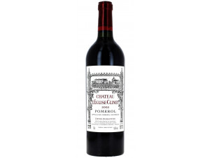 Château l'Eglise Clinet - Château l'Eglise-Clinet - 2015 - Rouge