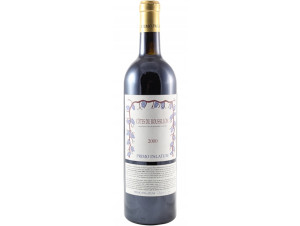 Côtes-du-Roussillon - Primo Palatum - 2001 - Rouge