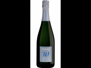 Secret d'initié - Champagne Warnet - Non millésimé - Effervescent