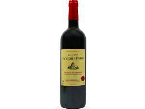 Château La Vieille Forge - Château la Vieille Forge - 2016 - Rouge