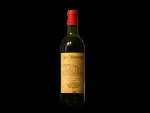 Clos Mazeyres, Pomerol, Daniel Querre - Château Mazeyres - 1966 - Rouge