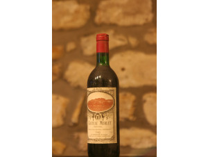 Château Merlet - Chateau Merlet - Fronsac - 1985 - Rouge