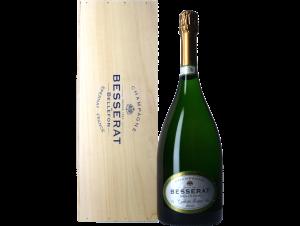 Champagne Besserat De Bellefon Cuvée Des Moines Brut + Etui - Champagne Besserat de Bellefon - Non millésimé - Effervescent