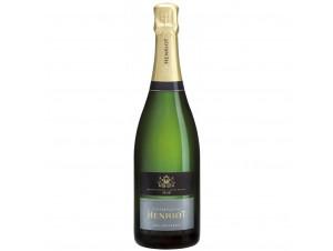 Brut Souverain - Champagne Henriot - Non millésimé - Effervescent