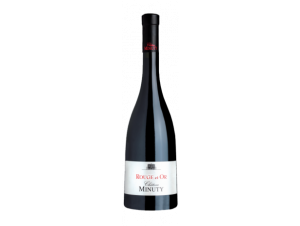 Rouge et Or - Château Minuty - 2017 - Rouge