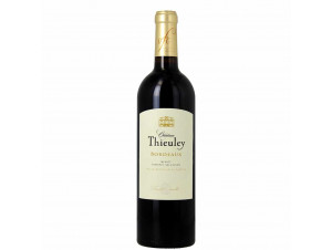 Château Thieuley - Château Thieuley - Vignobles Francis Courselle - 2016 - Rouge