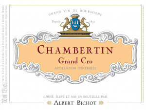 Chambertin Grand Cru - Albert Bichot - 2015 - Rouge