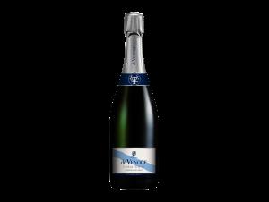 Coffret Prestige 3 Bouteilles Brut- Extra Brut - 2006 - Champagne de Venoge - Non millésimé - Effervescent