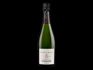 Cuvée du Manoir - Champagne Le Gallais - Non millésimé - Effervescent