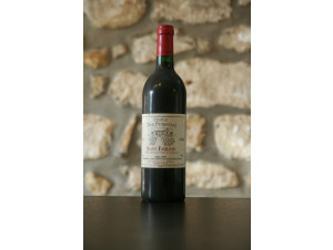 Château Tour Peyronneau - Château Tour Peyronneau - 1988 - Rouge