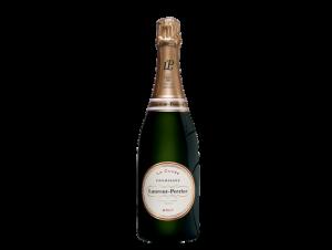Laurent Perrier Brut + 2 Flutes - Champagne Laurent-Perrier - Non millésimé - Effervescent