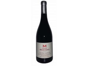 L'Astre Rouge - Château Montana - 2017 - Rouge